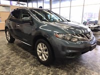 2011 NISSAN MURANO SL Washington