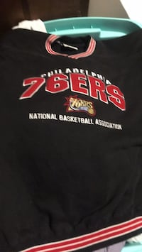 Philadelphia 76ers basketball heavy shirt Athens, 35611