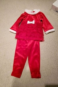 Toddler size 24 Holiday clothes