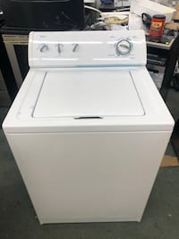 Whirlpool Commercial quality super capacity top load washer it works great 100 days warranty  Baltimore, 21222