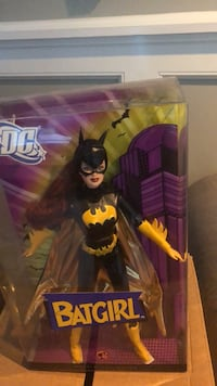 Collector Bat Girl Barbie