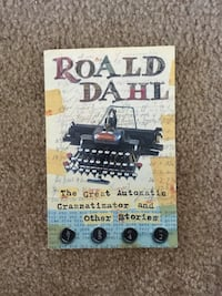 The Great Automatic Grammatizator and Other Stories by Roald Dahl Garden Grove, 92840