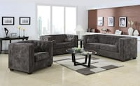 Alexis Charcoal  Living Room Set***FREE DELIVERY *** FINANCING*** Las Vegas