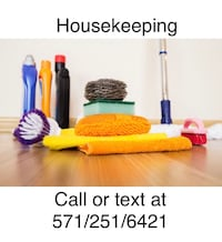 Housekeeping  Forest Heights, 20745