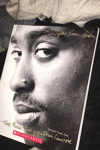 Tupac book of poems