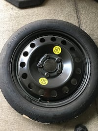 Emergency Spare tire Chicago