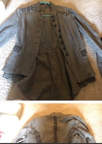 Free people  button up jacket Denver