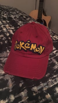 Weathered Pokemon dad hat Calgary, T3J 3N9
