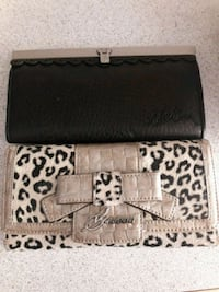 2 wallets one Volcome one Guess Surrey, V4N 6E4