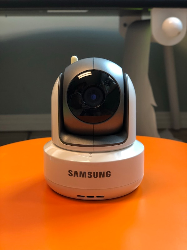 8db5adac131 Samsung brightview sep-1003rw wireless hd ptz video baby camera for sew-3043