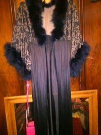 Old Hollywood robe