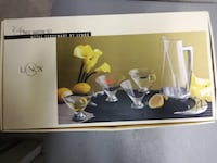 Lenox Vibe 7-piece chic martini set Burlington