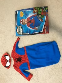 Spider-Man Halloween costume  Ashburn, 20147