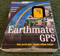 DeLorme Earthmate GPS Broadlands, 20148