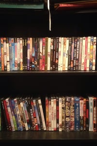 Movies 5$ for any 10. Or 10$ for  any 20 St Albert, T8N 6K8