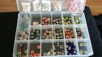 Crystal beads for jewerly making