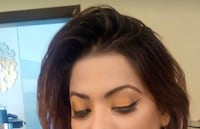 Party makeup $40 hair style $35