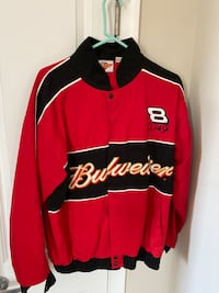 Vintage Dale Earnhart Jr. Racing Jacket