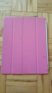pink leather tablet flip cover Toronto, M4X 1P1