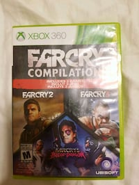 XBOX360 FARCRY COMP. FARCRY2, FARCRY3 FARCRY3 BLOO Barrie, L4N