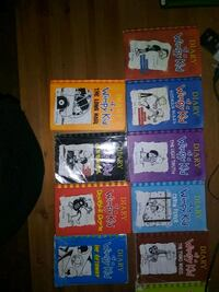 10 diary of a wimpy kid Rahway, 07065