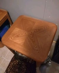 brown wooden table with chair Mulberry, 33860