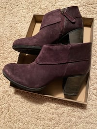 Clark ankle boot