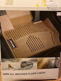 BMW X1 car mats New York, 11357