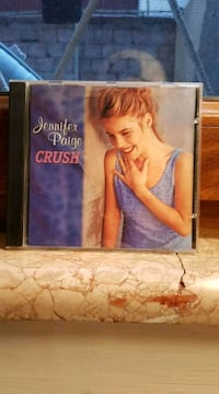 Jennifer Paige - Crush maxi cd  8413 km