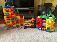 3 Fisher Price Little People Vehicle Play Sets - $25 Takes All Holbrook, 11741