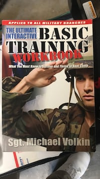 The ultimate basic training workbook and guidebook Lakewood, 90713