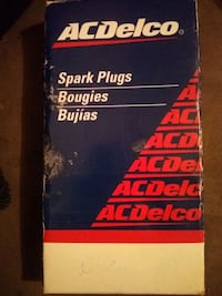 Acdelco 8 pack spark plugs