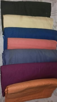 black, beige, blue, pink, and gray textile Bhopal, 462010