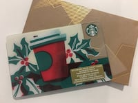 $40 Starbucks Swap for pandora gift card Mississauga, L5N 5B8