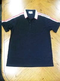 black and white polo shirt Plymouth, 48170