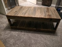 Pallet wood coffee table Castroville, 78009