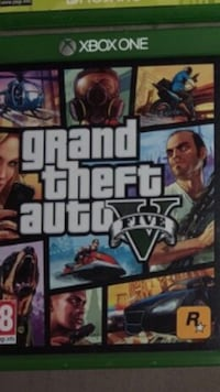 Grand theft auto 5 Xbox one  Stockholm, 118 61