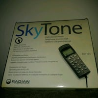 Skytone USB phone...opened but never used Edmonton, T6X 1J9