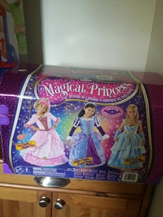 magical Princess box