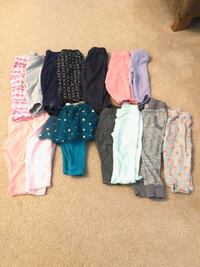 12 month pants $20 for all