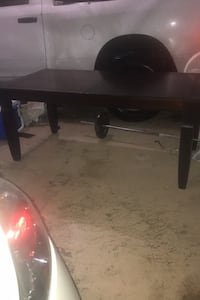 Pier 1 dining room table with extension 35x71 or 35x91 with extension Chicago, 60634