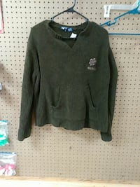 green and gray sweater Jesup, 31546