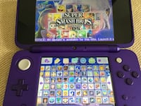 Modded New Nintendo 2DS XL w/128GB SD card w/Hundreds of Games on it Houston, 77064