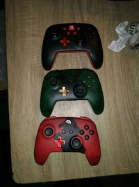 3 new Nintendo switch controllers  Baltimore, 21223