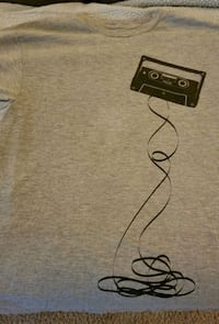 Men's Medium Cassette Tee Muncie, 47304