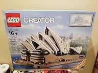 LEGO Creator Sydney Opera House 10234 - hard to find, retired Seattle, 98199