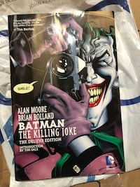 Batman the killing joke book Niagara Falls, L2G 3G9