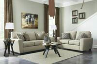 Calicho Ecru Living Room Set   Houston