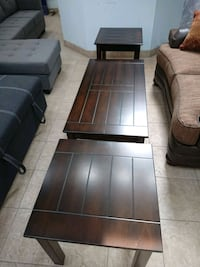 3 PCS TABLES SET Guelph, N1K 1A8