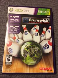 Brunswick Pro Bowling for XBOX 360 Kinect